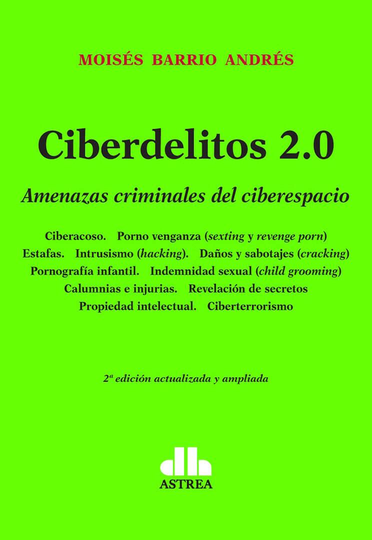 Ciberdelitos 2.0: amenazas criminales del ciberespacio