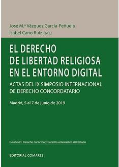 El derecho de libertad religiosa en el entorno digital