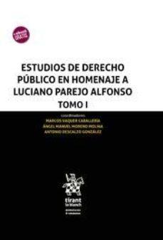 Estudios de Derecho Público en Homenaje a Luciano Parejo Alfonso