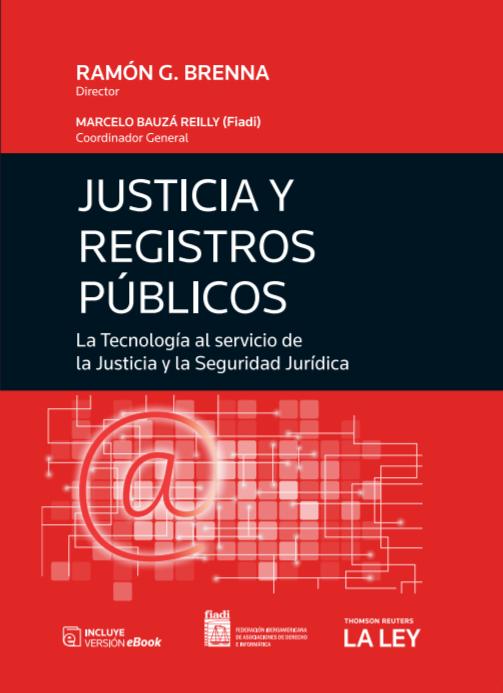 Justicia y registros públicos